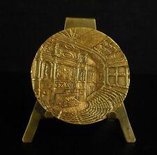 Médaille assemblé Nationale député René André 50 mm 69 g Medal