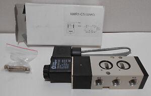 Bonomi NMR1-C1 - 4-Way, Solenoid Valve NEMA 4 - 4X 120 VAC