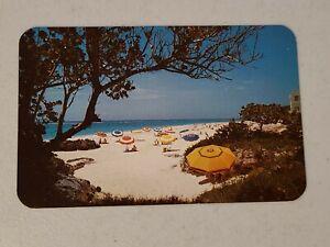 Vintage Postcard - Beach Scene - Bermuda Beach South Shore Unposted #688