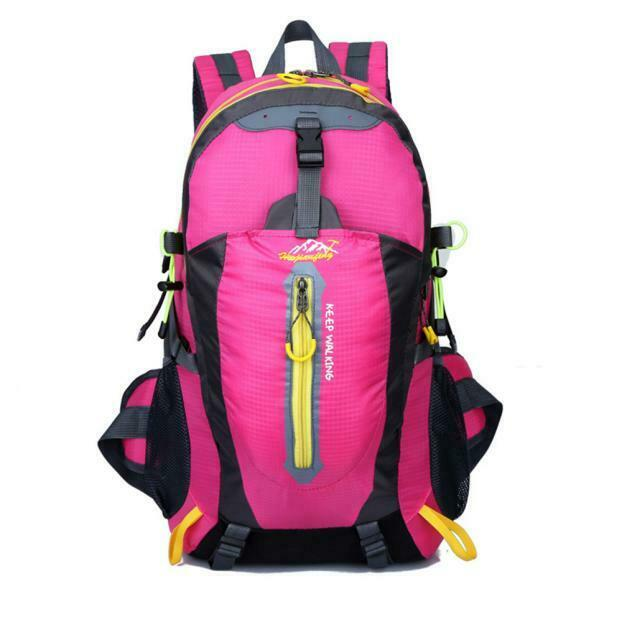 brand new Outdoor Hiking Camping Waterproof Nylon a suitcase set Rucksack Ba... - s l1600