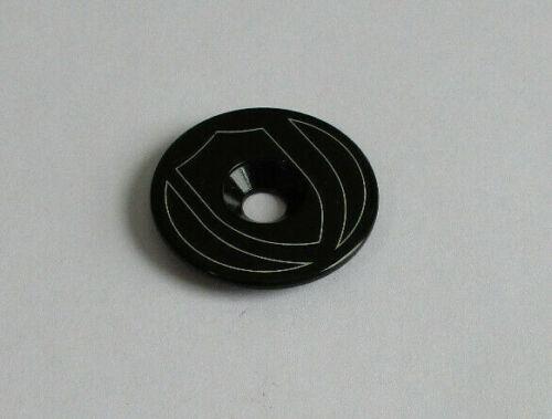 """Norco Black Insert Top Cap Stem Head Headset Plug for 1 1//8/"""" Tube Fork"""