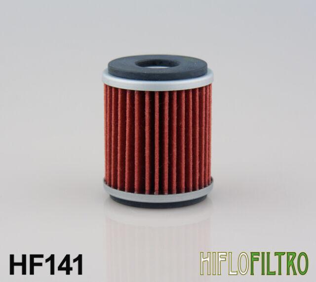 HiFlo HF141 - Yamaha WR125 WR250 WR450 Motorcycle Oil Filter - HF 141