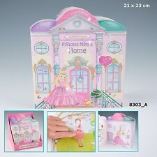 NEW MY STYLE PRINCESS MIMI'S HOME STICKER BOOK