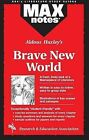 Aldous Huxley's  Brave New World by Sharon Yunker (Paperback, 1995)