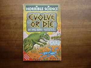 Horrible-science-Evolve-or-Die-by-Phil-Gates-pb