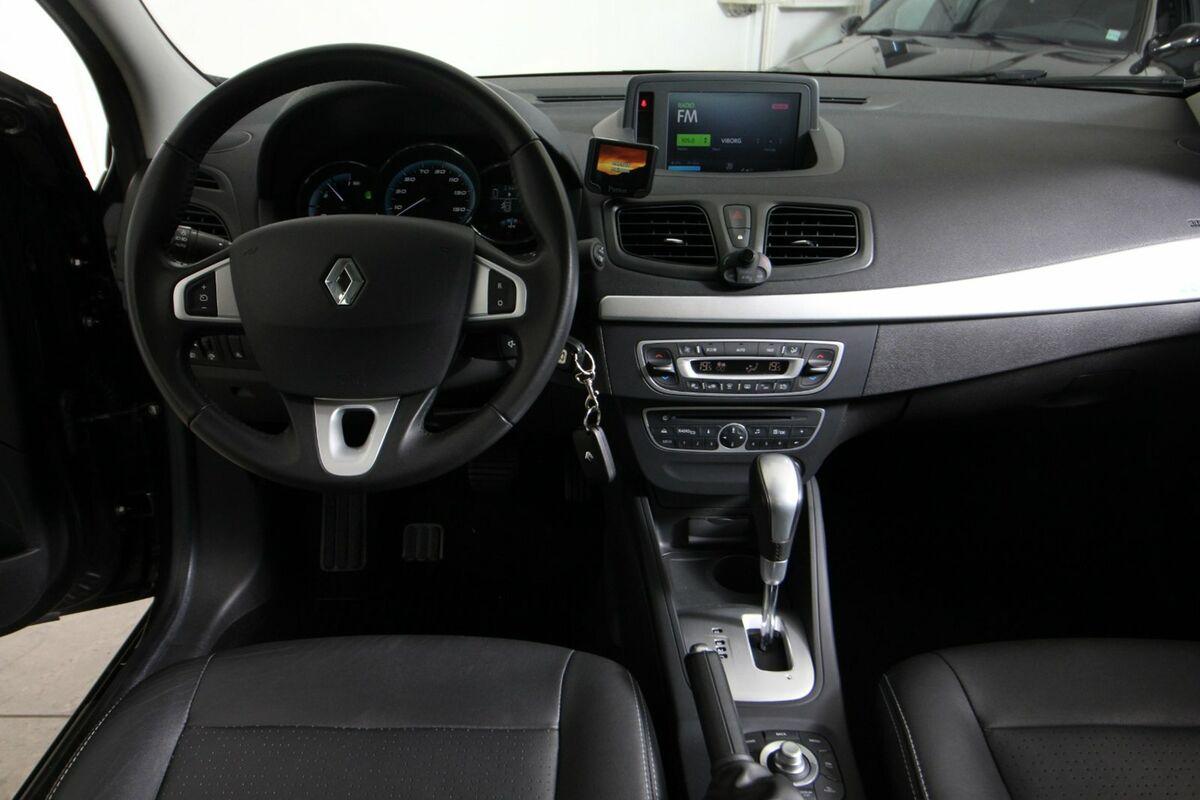 Renault Fluence  Z.E. Dynamique