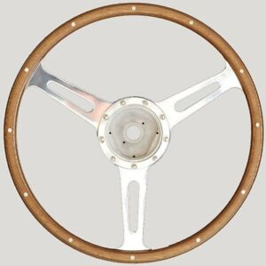 Derrington-Wood-Rim-steering-wheel-Will-fit-the-Porsche-356-and-356A-models