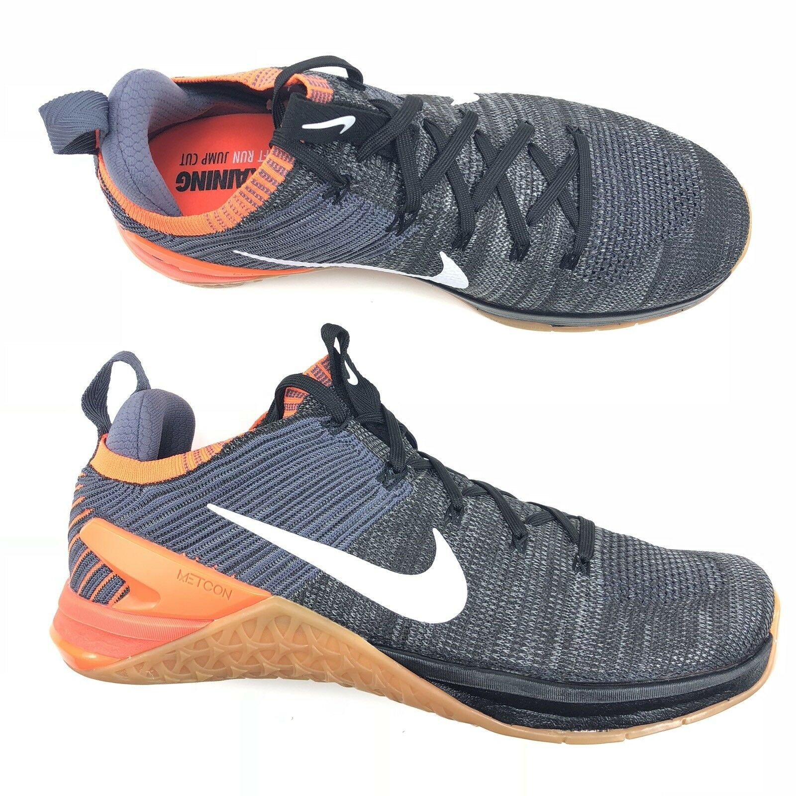 premium selection ef432 33ec7 Man s Woman s Nike Metcon DSX Flyknit 2 Mens Training Training Training Shoe  Black Hyper Crimson
