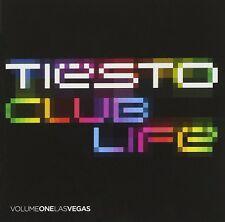TIESTO CLUB LIFE - VOLUME ONE LAS VEGAS - CD 15 TITRES - 2011 - NEUF NEW NEU