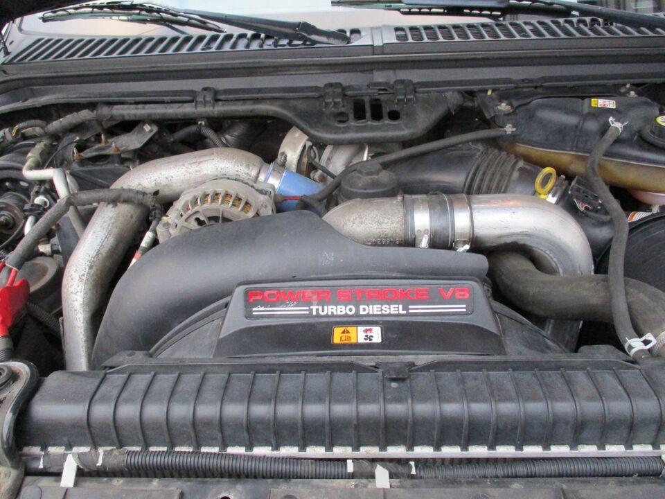 Ford F-250 6,0 V8 TD aut. Diesel aut. modelår 2007 Sort km