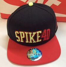NIKE - Air Jordan - Spike 40 - Red/Black/Yellow - NBA SnapBack Hat