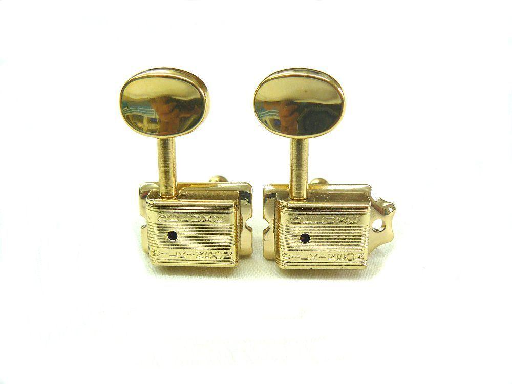 Orig. Wilkinson  Mechaniken WJ-55 6li Kluson-Style guld