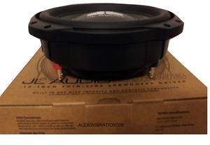"JL Audio 10TW3-D4 DUAL4 OHM 800 WATTS 10"" SHALLOW THIN  MOUNT SUBWOOFER WARRANTY"