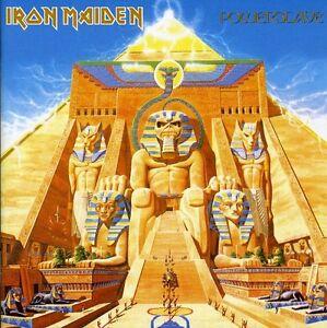 Powerslave-Iron-Maiden-2008-CD-NEU