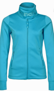 Bench Sporty Dreamer Tricot Softshell Polaire Femmes Turquoise Deep Turquoise NEUF