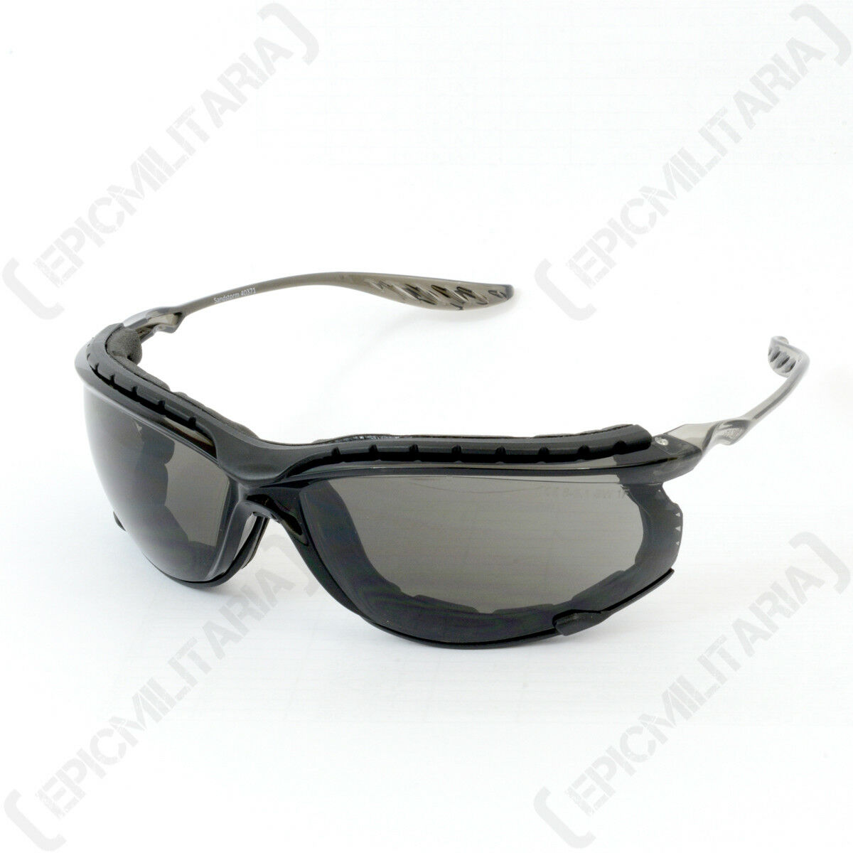 Swiss Eye 'Sandstorm' Gafas - black - de seguridad PAINTBALL AIRSOFT Armada