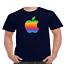 Apple-T-Shirt-Logo-Mac-Men-039-s-And-Youth-Sizes-Ring-Spun-Cotton-Soft-TEE thumbnail 4
