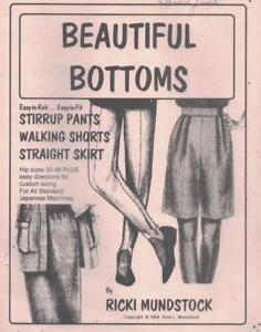 Beautiful-Bottoms-Machine-Knitting-Stirrup-Pants-Walking-Shorts-Straight-Skirt