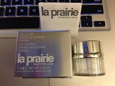 La Prairie Cellular Swiss Ice Crystal Cream Deluxe Size 7ml. New in Box