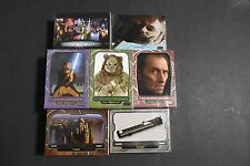 TOPPS STAR WARS GALACTIC FILES SERIES 2 MINI MASTER SET (2013)