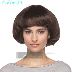 Sepia-West-Bay-Coarse-Yaky-Texture-Bob-Mushroom-Style-with-Bangs-WB777A-Wig