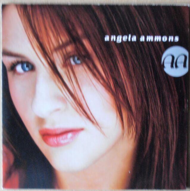 Angela Ammons - Angela Ammons - CD