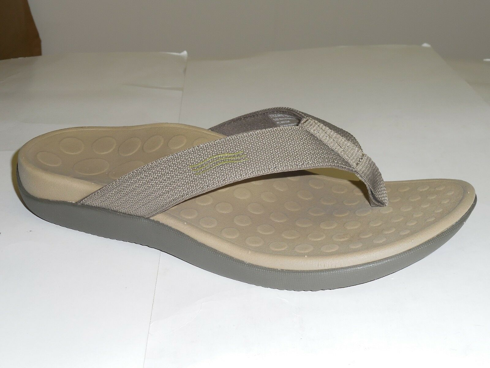 Scarpe casual da uomo The Original Orthaheel Unisex Sandals With Orthaheel Technology Wave ll Khaki