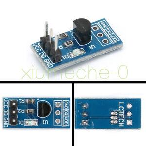 Details about DS18B20 Temperature Sensor Module Temperature Measurement  Module For Arduino