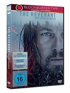 The-Revenant-Der-Rueckkehrer-DVD-NEU-OVP-Uberlebensepos-mit-Leonardo-DiCaprio
