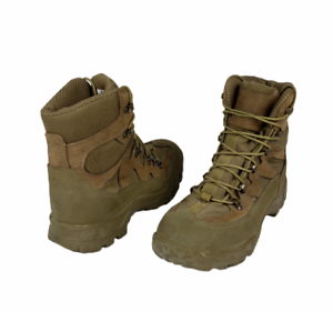 0d524a8ab29 Details about Wellco M760 Hot Weather Mountain Military Combat Boots Mojave  Tan Men Size 6.0W