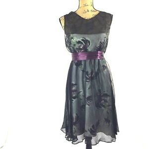 Steve Madden Chiffon Dress