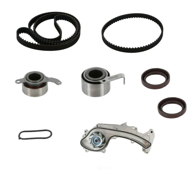 Engine Timing Belt Kit With Water Pump-and Seals CRP Fits