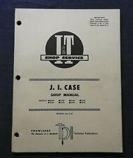 1989 J I Case 2090 2290 2390 2590 2094 2294 2394 2594 Tractor I Amp T Shop Manual