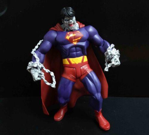 "DC Direct Superman Last Son Series 1 Bizarro Action Figure 7.5/"" Inch #KJ8"