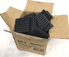 Case Of 48 Diversitech Mp 2 Av Mounting Vibration Pads New 2x2x38