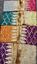 Net Dupatta fancy gota work for parties weddings variations 5 great colours