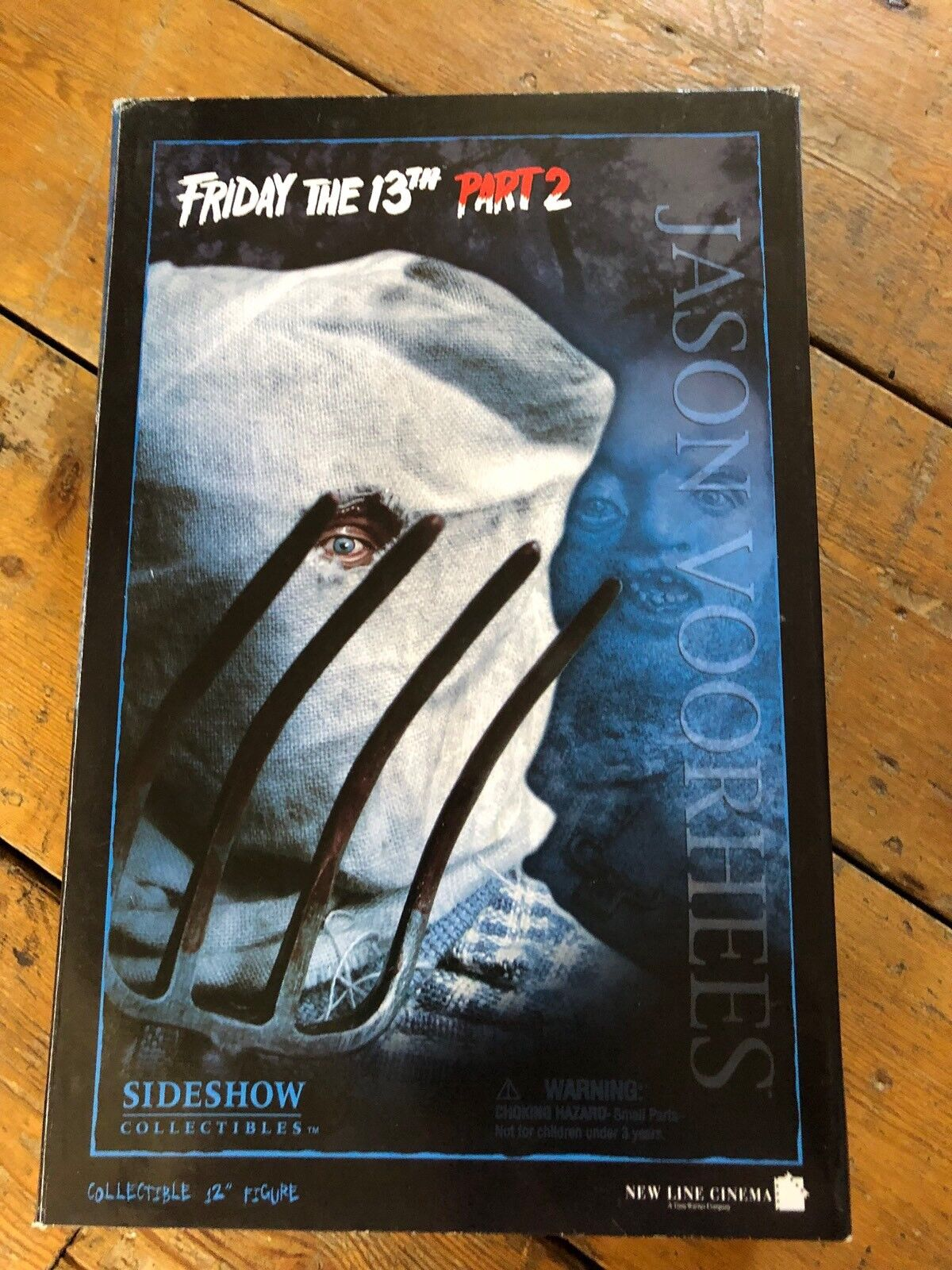 Sideshow Friday The 13 Part II Jason Voorhees Exclusive AFSSC99