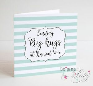 Sympathy card handmade condolence bereavement sorry for your loss image is loading sympathy card handmade condolence bereavement sorry for your thecheapjerseys Gallery