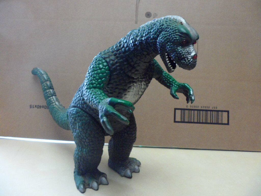 Godzilla super figurine articulée de 1997 Dormei