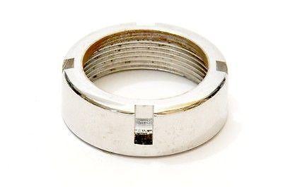 Exhaust Locking Ring, BSA Bantam, D1 D3 D7 etc Chrome 90-0265