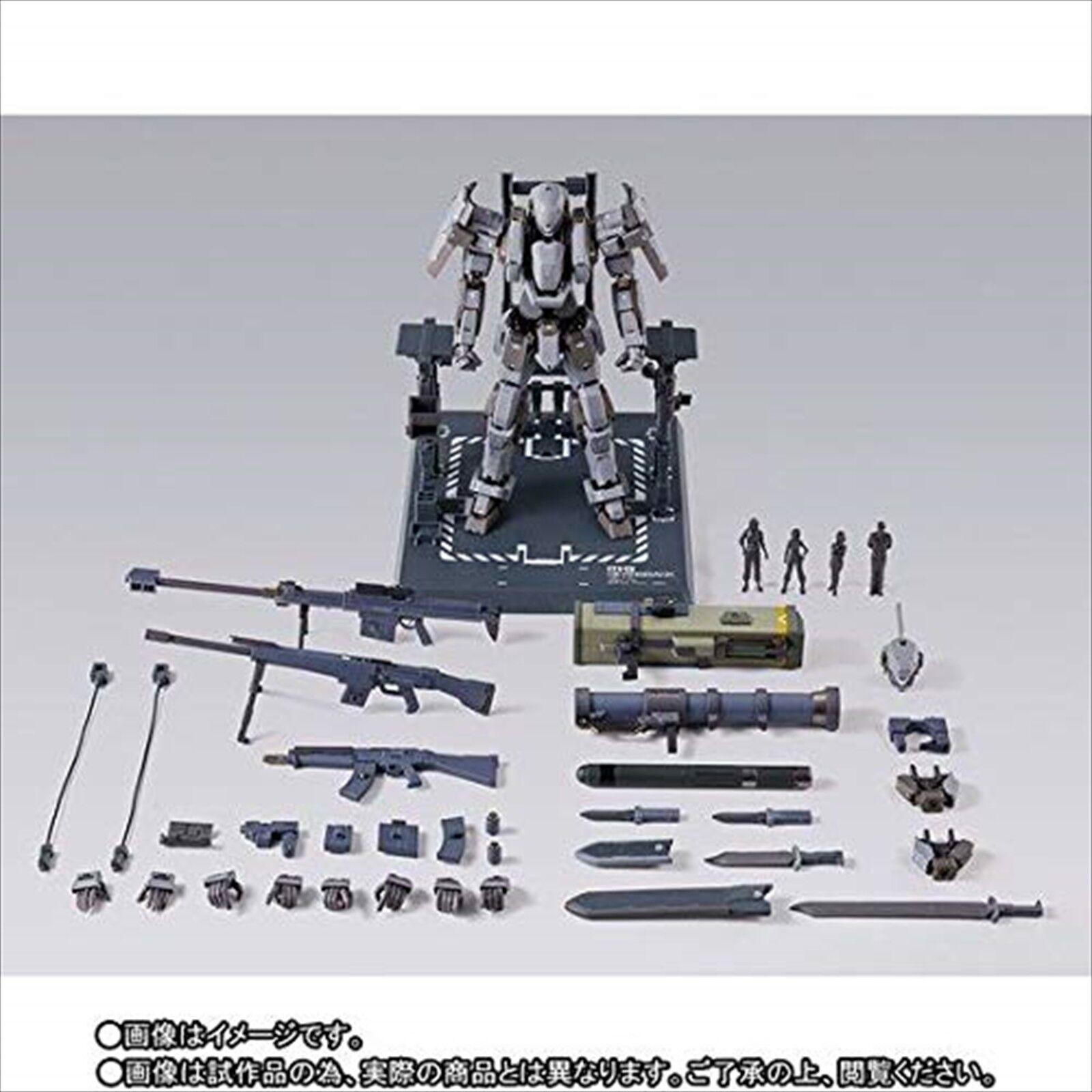Bandai acumulación de metal gurns atrás Ver. IV Full Metal Panic M9 figura Japón F S Nuevo