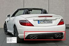 Mercedes SLK55 AMG R172 Heck Diffusor Diffuser SLK  W172 Modelle Tuning Spoiler