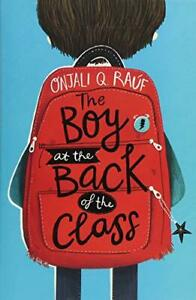 The-Boy-At-the-Back-of-the-Class-by-Rauf-Onjali-Q-NEW-Book-Paperback-FREE