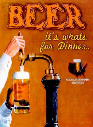 """/""""drôle rétro vintage pub publicité signe style/"""" métal aimant de réfrigérateur-Choisir Design"""