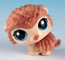 Littlest Pet Shop Porcupine #1959 Brown and Tan With Blue Eyes