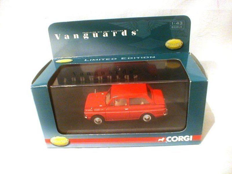 Corgi Vanguards Hillman Imp Wardance Red  VA02619 VA02619 VA02619 544256