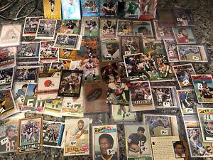 NFL assorted lot features aaron rogers, ron jessie, cam newton, Dan Marino, Etc