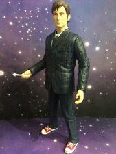 Doctor Who-el 10th Décimo Doctor con Destornillador Traje Azul Y Rojo Zapatos 2005-09