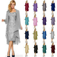 New Formal Mother of the Bride Loose Relaxing Chiffon Jacket Stock Size 6-20