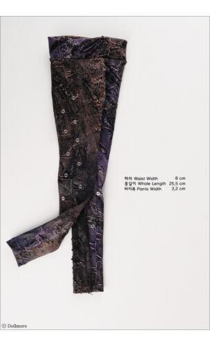 "Violet Dollmore 17/"" 1//4 Doll clothes  MSD SIZE Rukou Leggings"